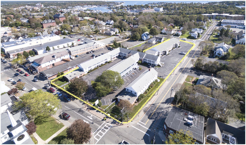Recently Completed Lodging Property Sales by Carey Commercial